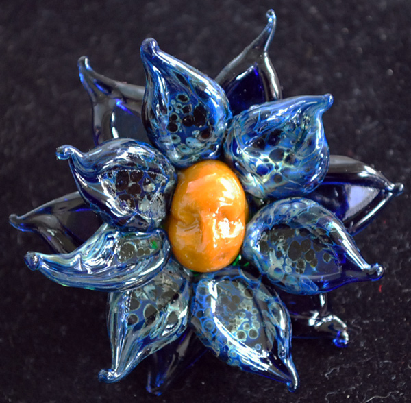 Glass Sun Flower